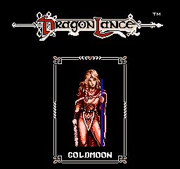 La captura de pantalla #1 Advanced Dungeons Dragons Heroes Of The Lance