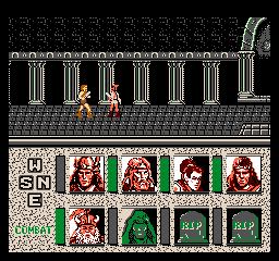 La captura de pantalla #3 Advanced Dungeons Dragons Heroes Of The Lance