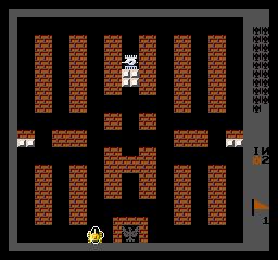 La captura de pantalla #2 Танчики Battle City