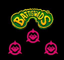 La captura de pantalla #1 Battletoads - боевые жабы