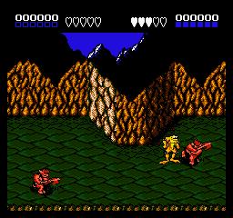 La captura de pantalla #2 Battletoads - боевые жабы