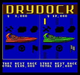 La captura de pantalla #10 Eliminator Boat Duel