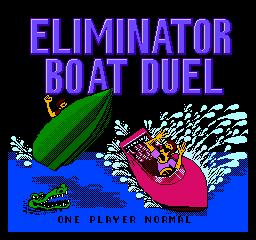 La captura de pantalla #2 Eliminator Boat Duel