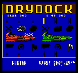 La captura de pantalla #9 Eliminator Boat Duel