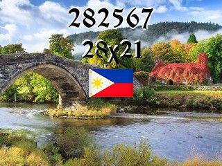 El rompecabezas №282567