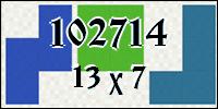 Полимино №102714