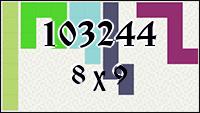 Полимино №103244