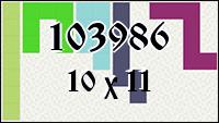 Полимино №103986