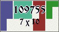 Полимино №109755