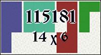 Полимино №115181