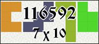 Полимино №116592