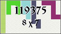 Полимино №119375
