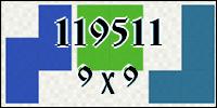 Полимино №119511