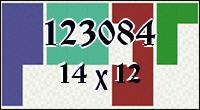 Полимино №123084