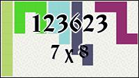 Полимино №123623