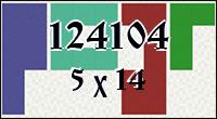 Полимино №124104