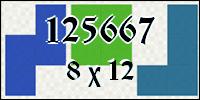 Полимино №125667