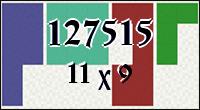 Полимино №127515