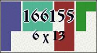 Полимино №166155