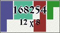 Полимино №168254