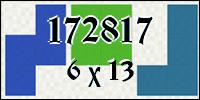 Полимино №172817