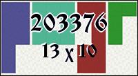 Полимино №203376