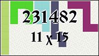Полимино №231482