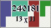 Полимино №240181