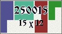 Полимино №250015