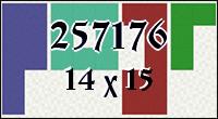 Полимино №257176