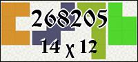 Полимино №268205