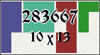 Полимино №283667