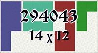 Полимино №294043