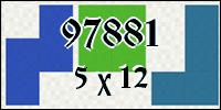 Полимино №97881