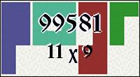 Полимино №99581