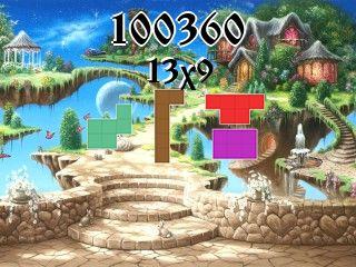 Rompecabezas полимино №100360