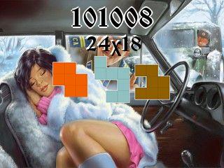 Rompecabezas полимино №101008