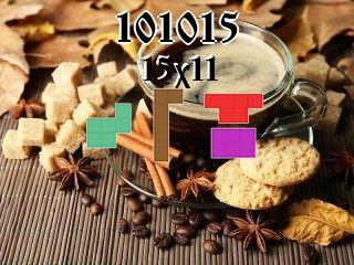 Rompecabezas полимино №101015