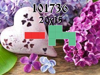 Rompecabezas полимино №101736