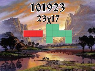 Rompecabezas полимино №101923