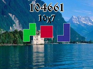 Rompecabezas полимино №104661