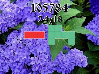 Rompecabezas полимино №105784