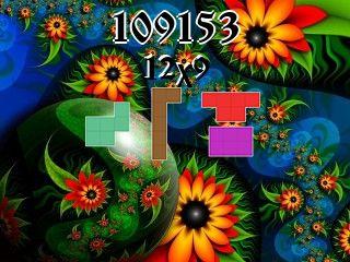 Rompecabezas полимино №109153
