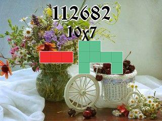 Rompecabezas полимино №112682