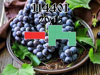 Rompecabezas полимино №114401