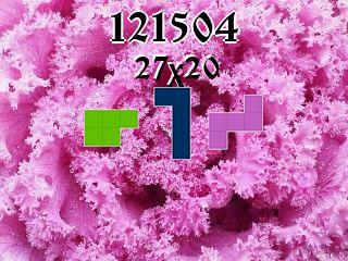 Rompecabezas полимино №121504