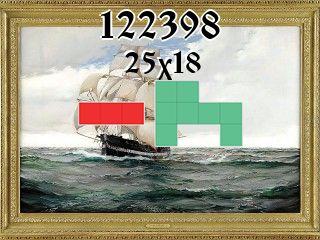 Rompecabezas полимино №122398
