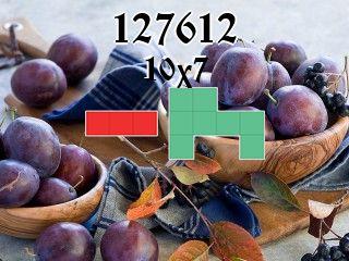 Rompecabezas полимино №127612