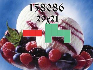 Rompecabezas полимино №158086