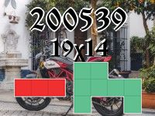 Rompecabezas полимино №200539